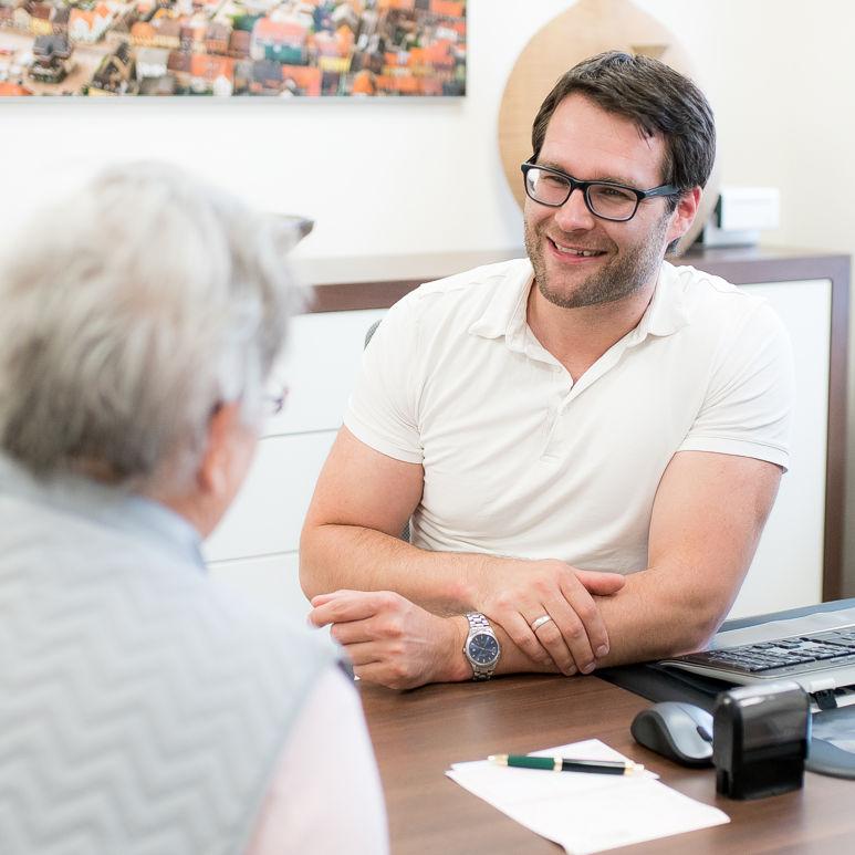Diabetesbehandlung in der Hauärztlichen Praxis Dr. Krüger in Gnoien